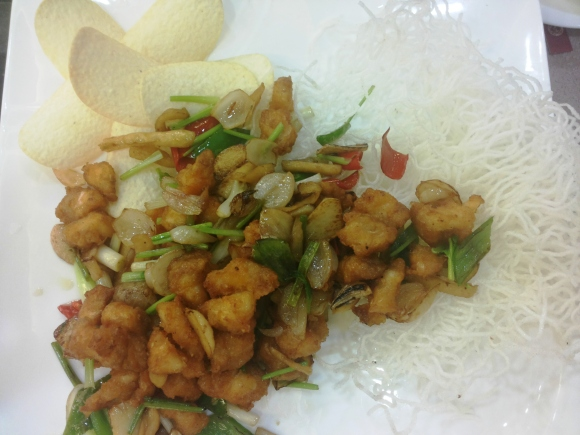 macarrao de arroz